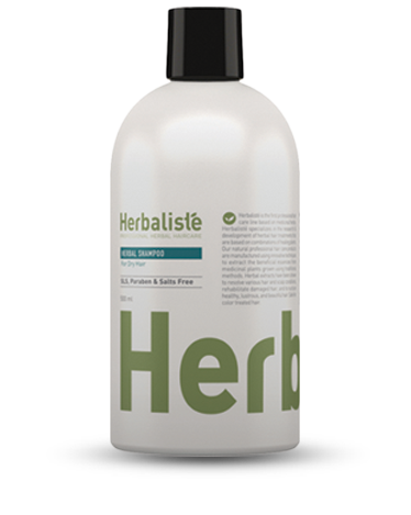 Herbal Shampoo for Dry Hair